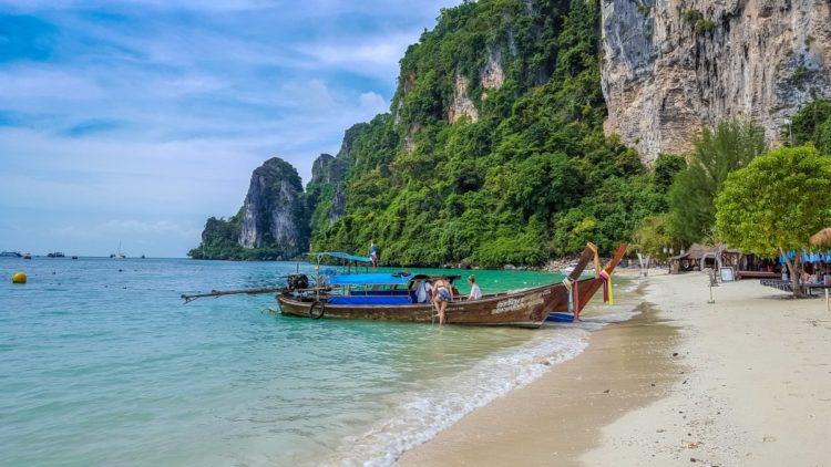 Une-des-îles-Thaïlandaises