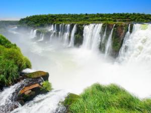 cascade en Argentine